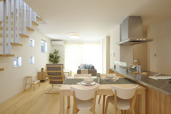 「基準以上」が標準。部材、設備などへのこだわり。|桜井・橿原の分譲・注文住宅の日生ハウジング