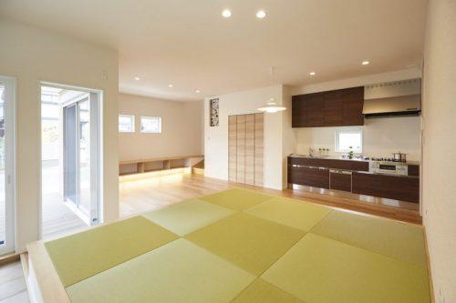 こんなに便利、和室活用!オススメの間取りやデザインは|桜井・橿原の分譲・注文住宅の日生ハウジング