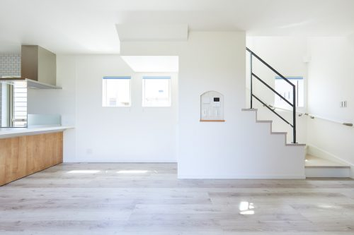 「お気に入りがいっぱいの家」K様邸 Vol.1|桜井・橿原の分譲・注文住宅 の日生ハウジング
