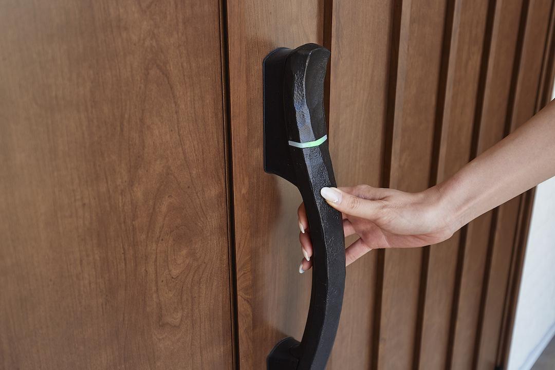 玄関に先進の使いやすさを!ノンストレスで外出&帰宅|桜井・橿原の分譲・注文住宅の日生ハウジング