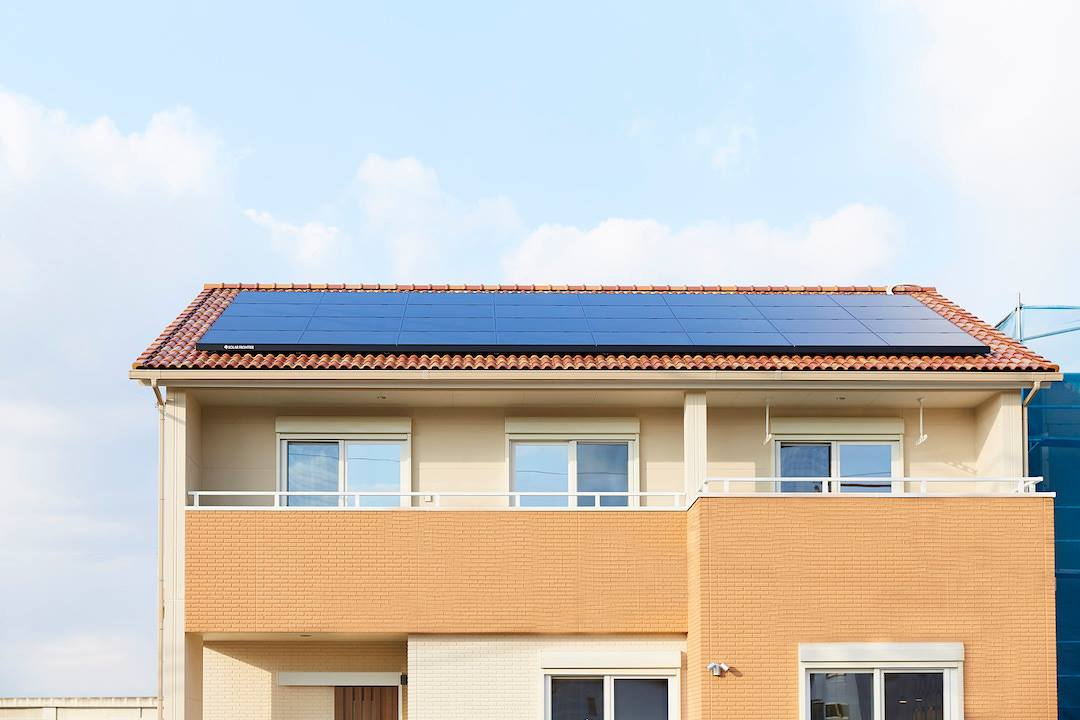 【Dazzling Style (ダージリン スタイル)】エネルギーを創る家 桜井・橿原の分譲・注文住宅の日生ハウジング