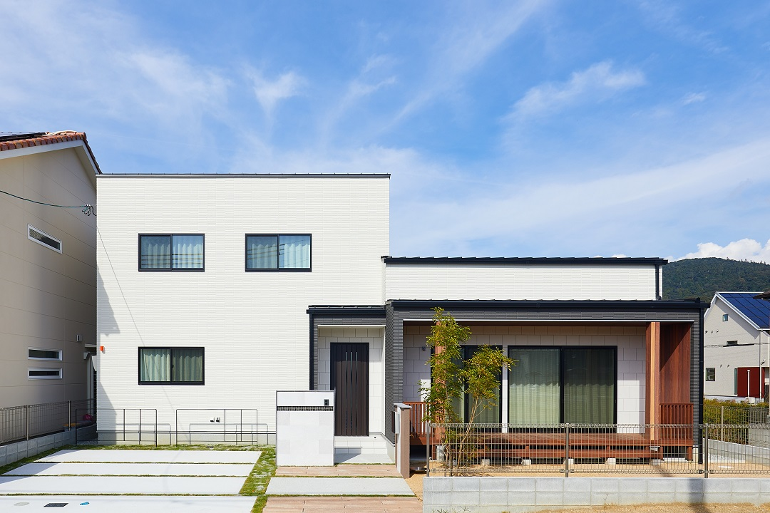 新モデルハウス 【Relaxing place 向き合う家】|桜井・橿原の分譲・注文住宅の日生ハウジング